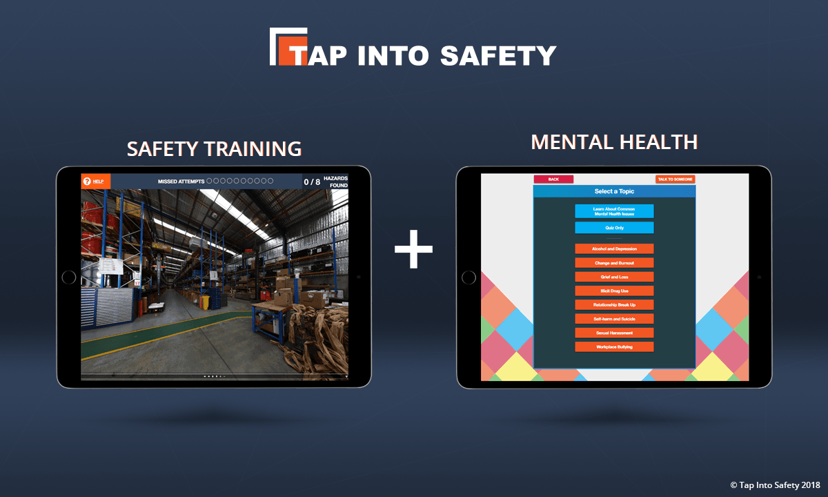 Tap into Safety